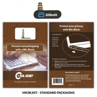 Mic Block + Standard Packaging
