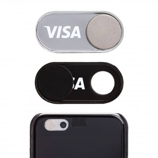 Webcam Cover Channel Phone Metal with Standard Packaging