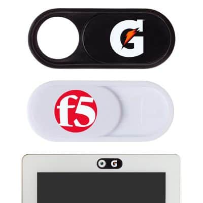 Webcam Cover Channel Tablet Plastic with Standard Packaging
